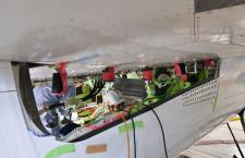 最長期間飛ぶ787を総点検 写真特集・ANA787初号機2回目の重整備