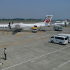 JACのQ400初号機が抹消 国交省の航空機登録18年7月分