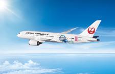 JAL、787でドラえもんJET 羽田発中国2路線、18日から