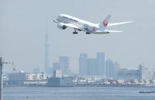 JAL、ドラえもんジェット就航 787で北京・広州