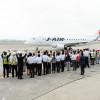 JAL、伊丹-花巻就航40周年「地域と航空会社が育てた成功モデル」
