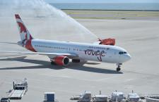 エア・カナダ、中部-バンクーバー就航 週4往復、12年ぶり