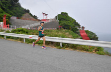 JALむかつくマラソン、山口で開催 84.39キロ、きつい高低差「本当にムカつく」
