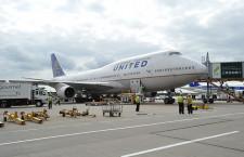 ユナイテッド航空の747、11月退役 最終便はサンフランシスコ発ホノルル行き