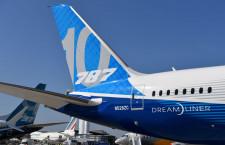 ボーイング20年通期、純損失119億ドル 787、3月から月産5機に再減産