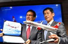 日系リース会社JIA、737 MAXを10機確定発注