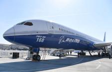787、品質問題で生産レート5機以下に 年内納入は半分以下に