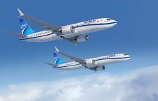 ボーイングの17年6月、納入75機 受注184機 737 MAX、6社から100機超