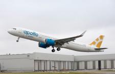 ノブエア、A321neo受領 LEAP機、スウェーデンのチャーター会社
