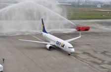 スカイマーク、737追加発注 18年から受領、既存機置換で