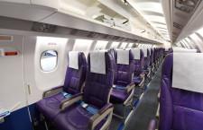 さよならラベンダーシート 写真特集・HACサーブ340B 3号機旧座席