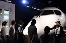 「MRJはどうやって飛ぶ?」三菱重工、みなとみらい技術館で女子中学生向けイベント