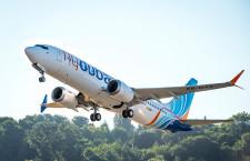 フライドバイ、737 MAXを225機発注へ 総額270億ドル