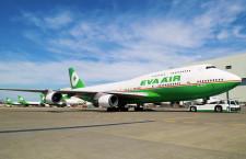 エバー航空、747旅客型退役へ 21日に最終便
