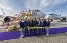 エアバス、サウジ新会社にA320 9月就航