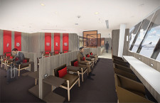 JAL、マニラ空港ラウンジが9月新装開業 ビーフカレーも提供