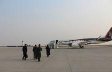 MRJ、国交省パイロットが慣熟飛行 型式証明取得に前進