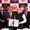 JALとビスタラ、コードシェア開始 28日からインド国内線
