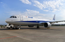 ANA、羽田-富山にA321 高需要期に供給増