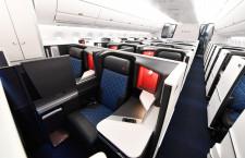 デルタ航空、脱プラスチック推進 757で2機分削減