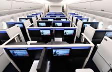 デルタ航空とSpotify、機内で音楽番組提供
