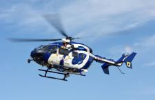 川重、徳島県にBK117C-2消防防災ヘリ納入