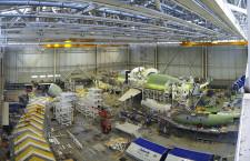ベルーガXL、進捗順調 18年夏、初飛行へ