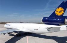 ルフトハンザ・カーゴ、関空発着の貨物便再開 18年1月からMD-11F