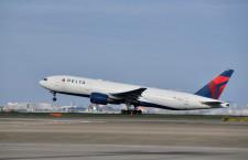 デルタ航空、太平洋線の利用率87.6% 国際線88.8%、米国内90.8% 19年7月