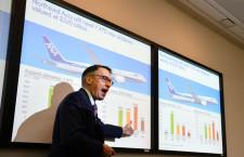 ボーイング、北東アジアの新造機需要1470機 36年までの20年予測、単通路は660機