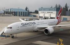 カンタス航空、787-9を追加発注 747退役へ