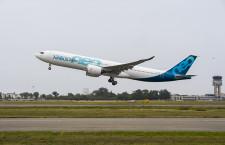 A330neo、初飛行 型式証明18年中ごろ取得へ