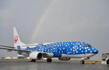 JTA、ハワイアン航空とコードシェア開始