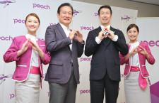 ピーチ、新潟18年3月就航へ 初のLCC、井上CEO「上信越ポテンシャルある」