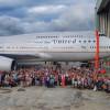 ユナイテッド航空、ジャンボ退役 ホノルル行きが最終便
