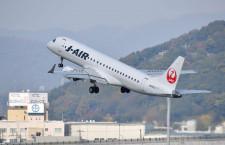 JAL、羽田-青森臨時便 福島県沖地震、機材大型化も