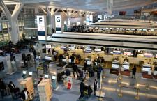 羽田空港、国際線の施設利用料改定 消費増税で