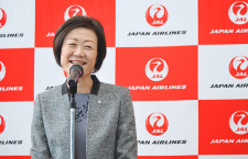 JAL、大川前副会長が特別理事再任 大西前会長は退任
