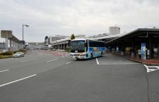 伊丹82便欠航、関空は遅延のみ 大阪北部で震度6弱