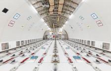 DHL、A330-300P2F初受領 貨物転用型、前方に大型ドア