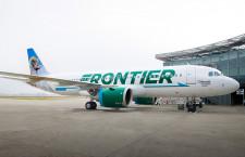 エアバス、香港CALCにA320neo 米フロンティア航空にリース