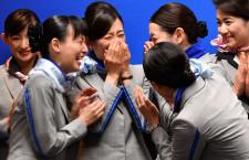 ANAのCA達人コンテスト、米路線チーム「こめざんまい」優勝 チームワーク光る