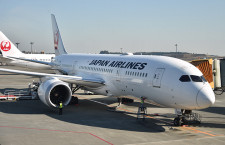 JAL、成田-バンコク増便継続 18年夏ダイヤ、1日2往復