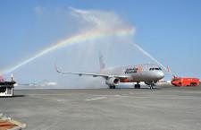 ジェットスター・ジャパン、成田-宮崎就航 1日1往復、貨物輸送も