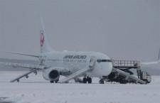 新千歳のJAL機緊急脱出、乗客の多くが手荷物持つ