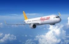 ペガサス航空、A321neoを25機追加発注 トルコLCC