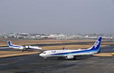 アジア太平洋の定時到着率、ANAグループが首位 単体は2位