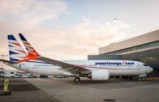 GECAS、737 MAX 8初受領 チェコ航空会社にリース