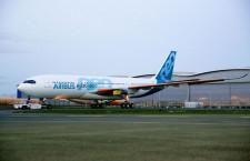 A330-800neo、ロールアウト 初飛行は今年半ば