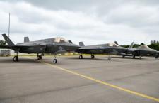 F-35Aは1機116億円 防衛省、中期防の単価初公表
